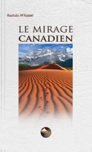 Le Mirage Canadien - Rachida M'Fadell (Editions Café Crème)