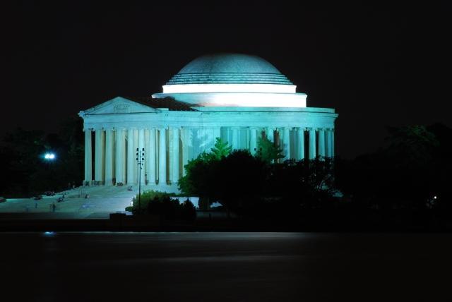 le mausolée de Jefferson