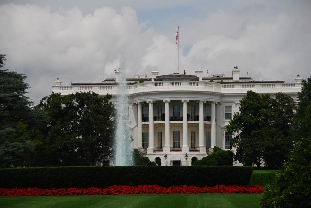 Maison Blanche côté bureaux