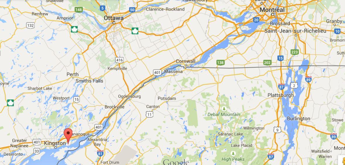Extrêmement Ontario – les Mille îles – Quebecaime DW56